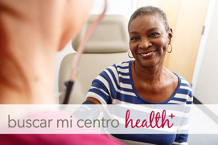 Buscar mi Centro Health+